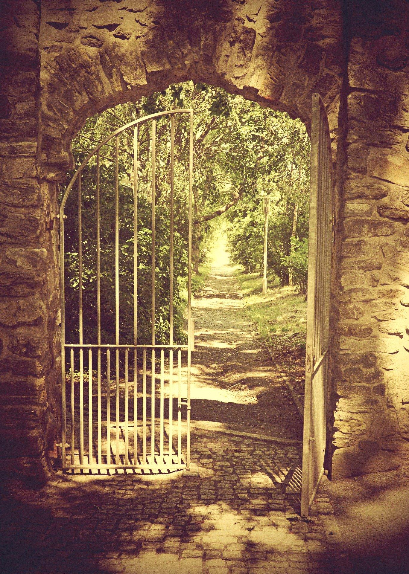deconfinement une porte ouverte
